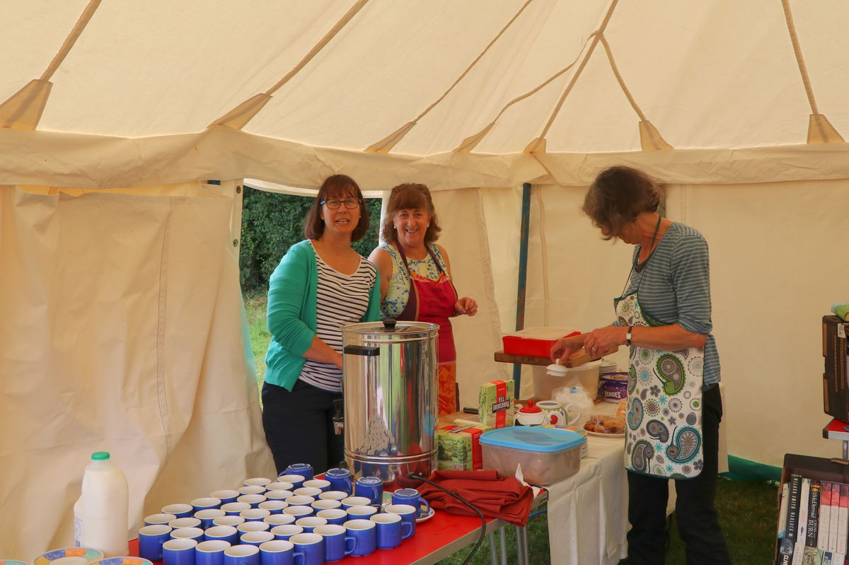 Fete Cream Teas