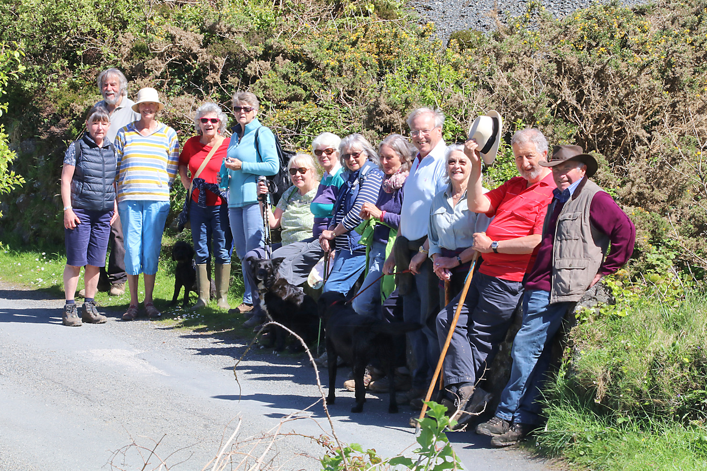 2018 Village Walk 13th May