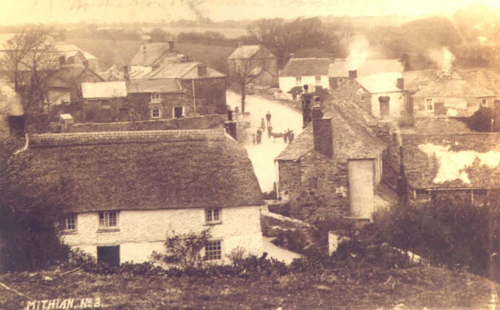 Mithian Village Early 1900's